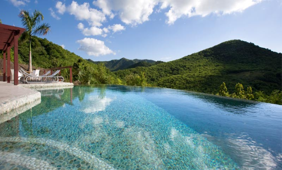 Sugar Ridge Antigua Pool
