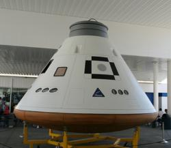 Orion spacecraft key to future space travel