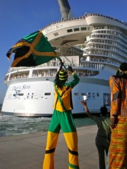 New Jamaica port open for business