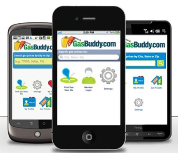 Gasbuddy can help save