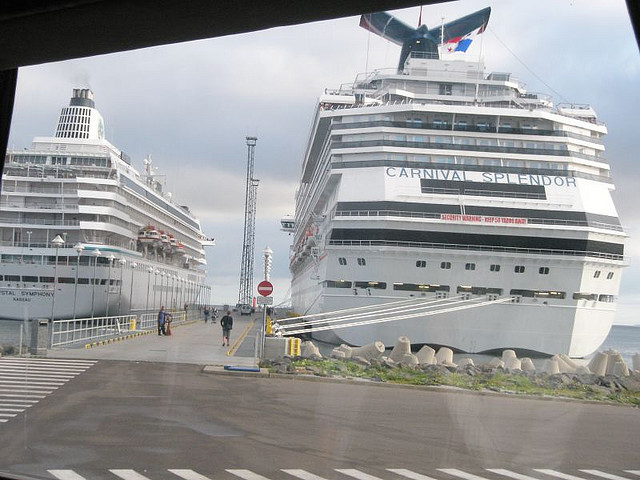 Safety concerns drive travelers to cruise vacations