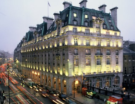 terror threat on the ritz london