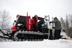 The Three Forks Ranch will offer snowcat skiing this year!