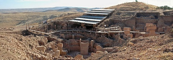 ancient temple, Göbekli Tepe