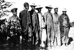 genocide, Herero genocide, Namibia