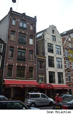 Dutch cooking, Amsterdam