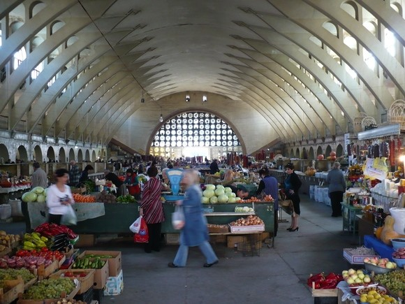yerevan covered food market