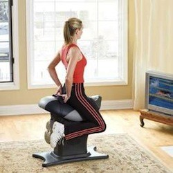 gadling skymall monday giddyup core exerciser