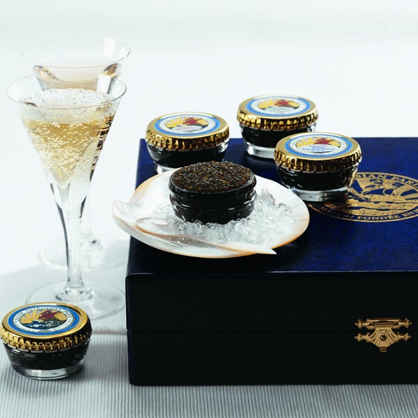 luxury travel ritz-carlton central park caviar package