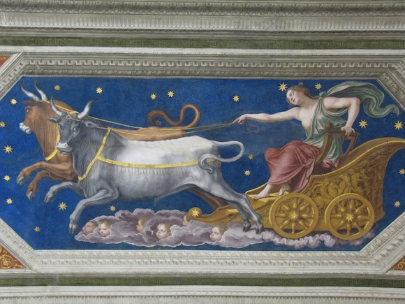 photo of the day - Renaissance fresco