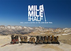 A new documentary on the John Muir Trail