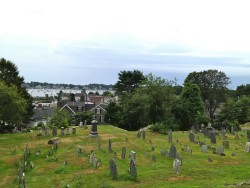 old burial hill marblehead