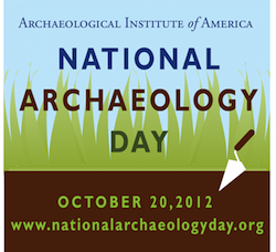 National Archaeology Day is this Saturday!