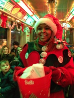 cta chicago holiday train