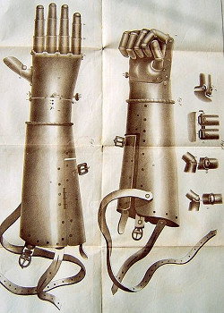medieval, Goetz of the Iron Hand