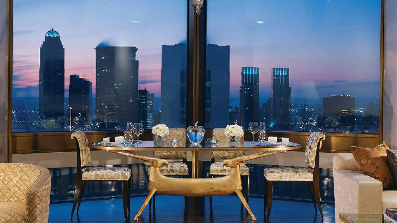 ty warner penthouse four seasons new york