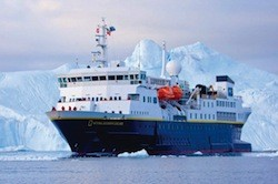 Lindblad Expeditions ship MV National Geographic Explorer
