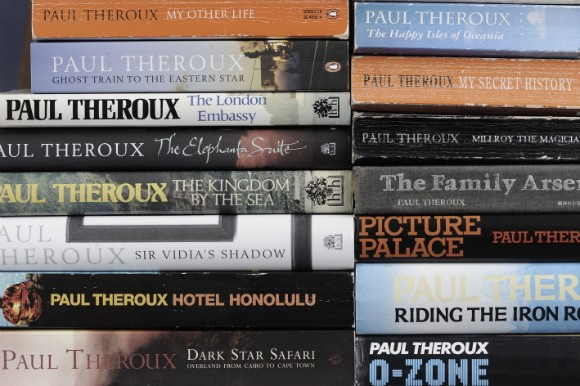paul theroux books