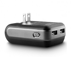 New Trent Travelpak Plus Mobile Charger