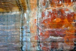 Aboritinal Art in Kakadu National Park