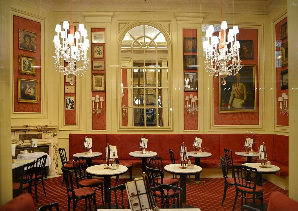Cafe Hotel Sacher, Vienna